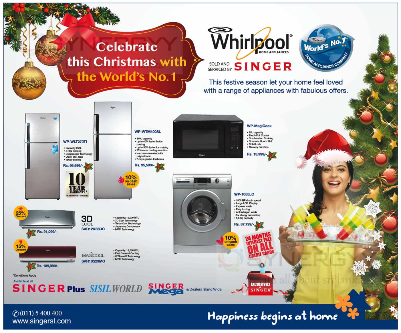 promotions whirlpool