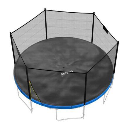 protection de trampoline