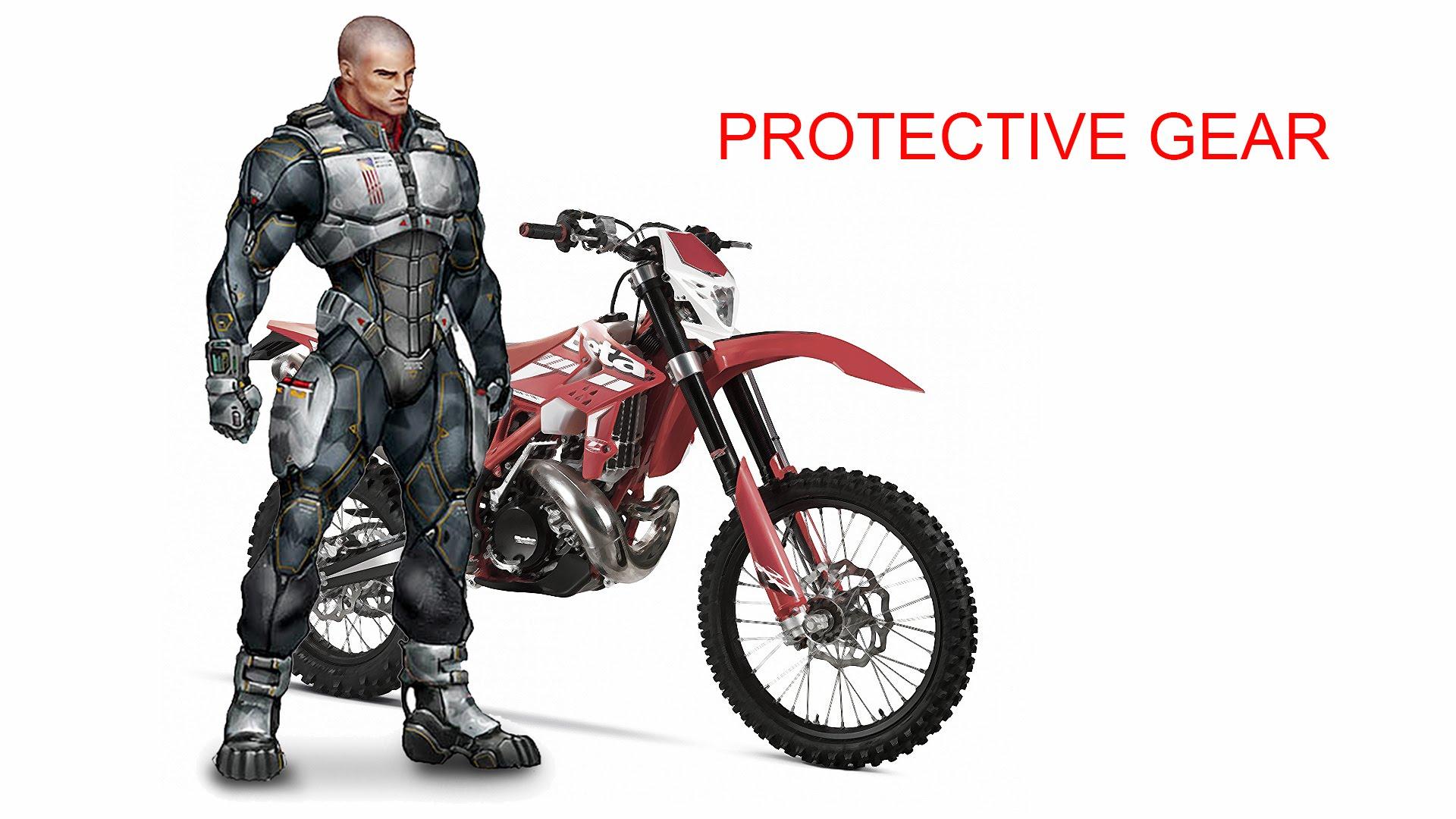 protection enduro moto