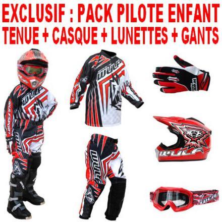 protection moto cross junior