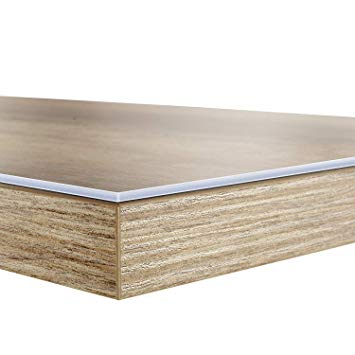 protection table transparent epais