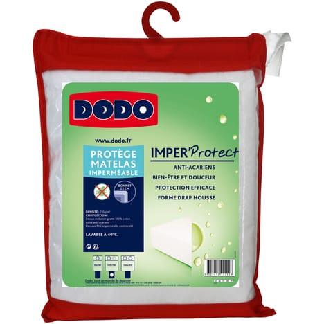 protège matelas 160x200 dodo