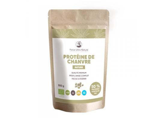 proteine vegetale chanvre