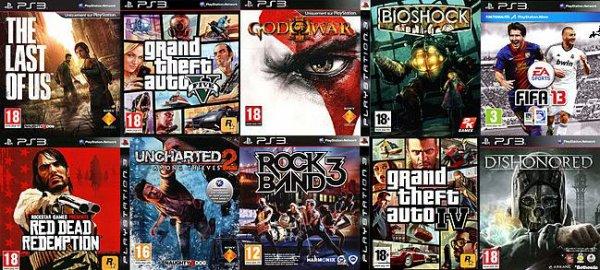 ps3 top jeux