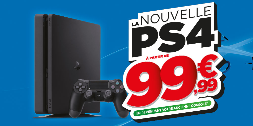 ps4 achat
