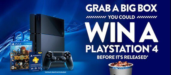 ps4 promotions