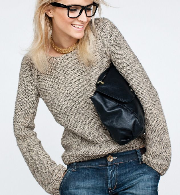 pull à tricoter femme gratuit