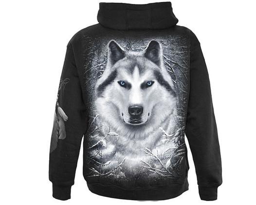 pull tete de loup