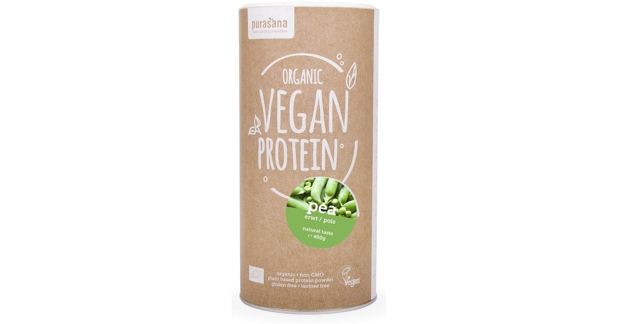 purasana vegan protein