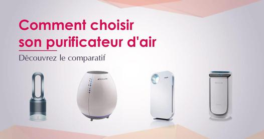 purificateur d air test