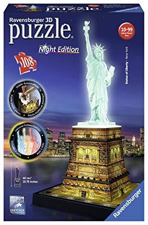 puzzle statue de la liberté