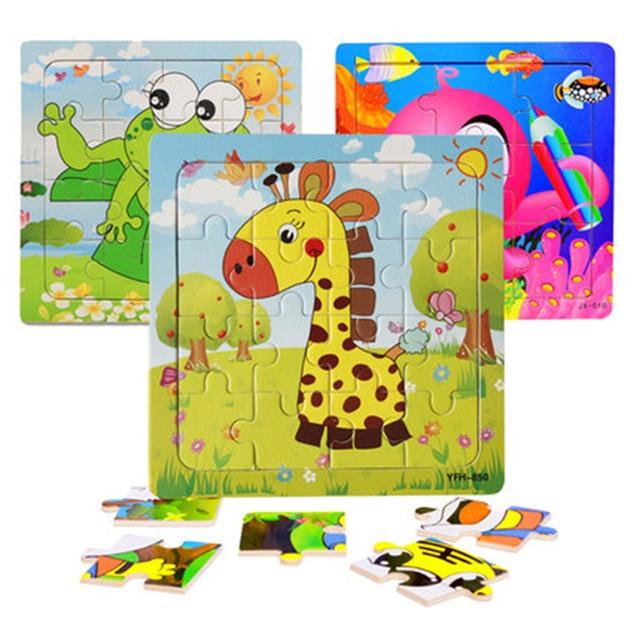 puzzles 3 ans