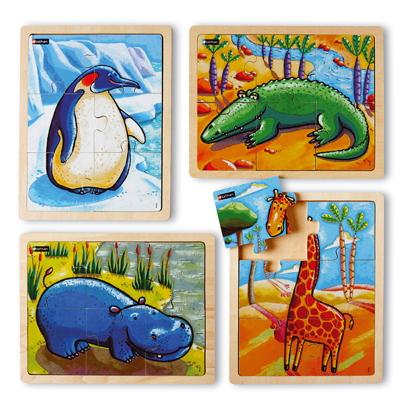 puzzles nathan maternelle