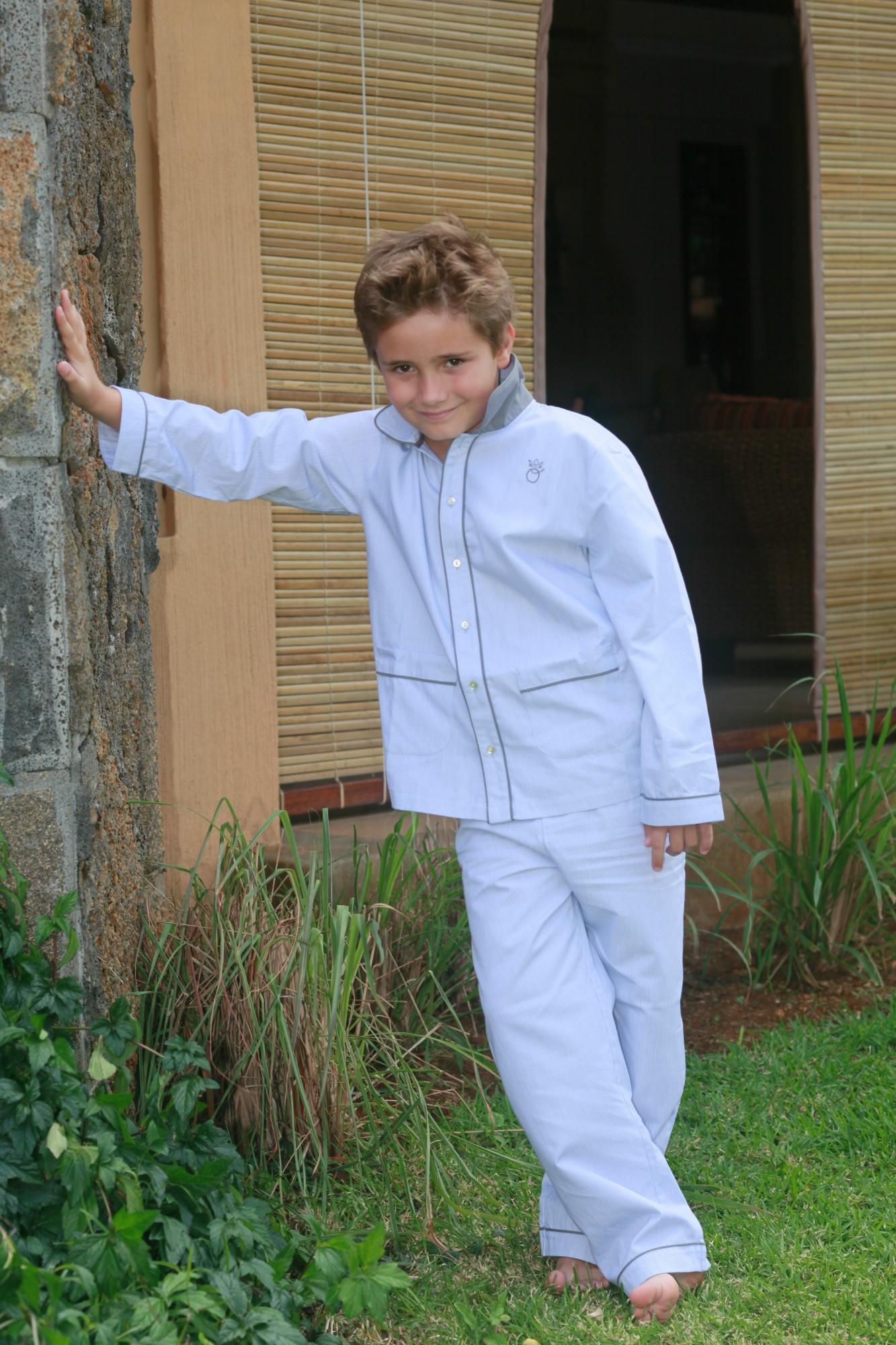 pyjama 10 ans garcon