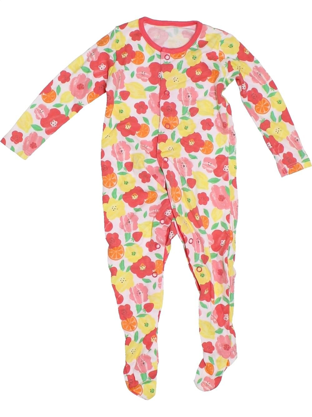 pyjama 9 mois fille