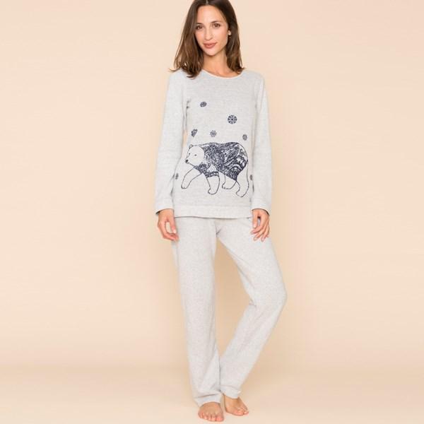 pyjama chaud