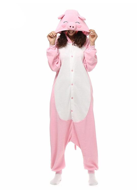 pyjama cochon