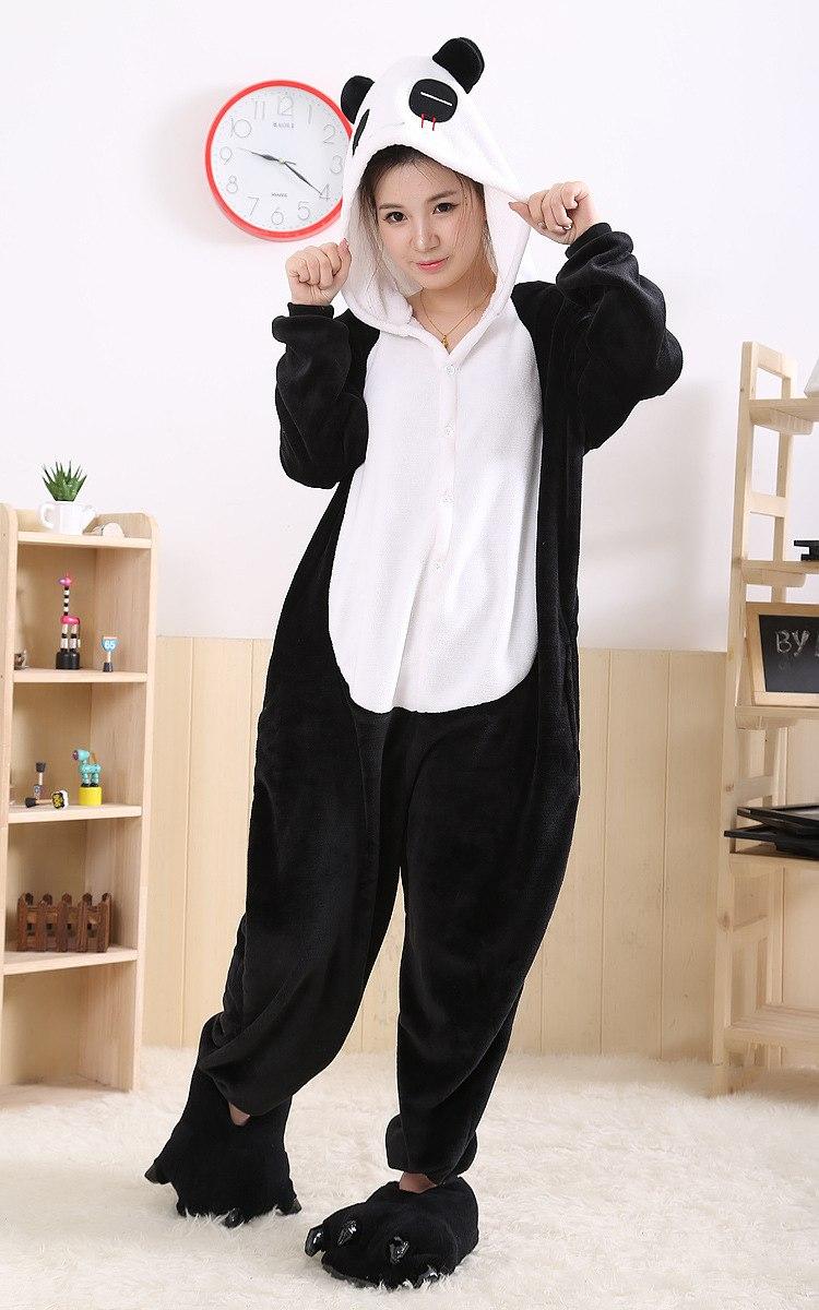 pyjama de panda