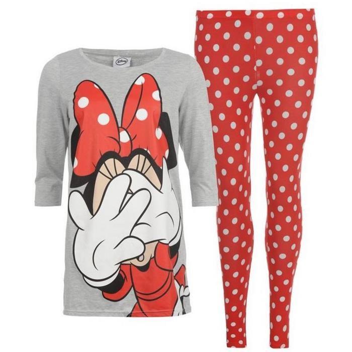 pyjama disney femme pas cher