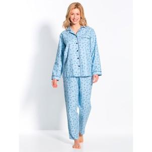pyjama flanelle femme soldes