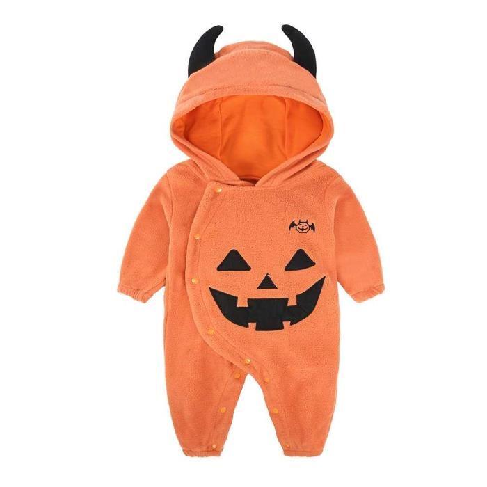 pyjama halloween bébé