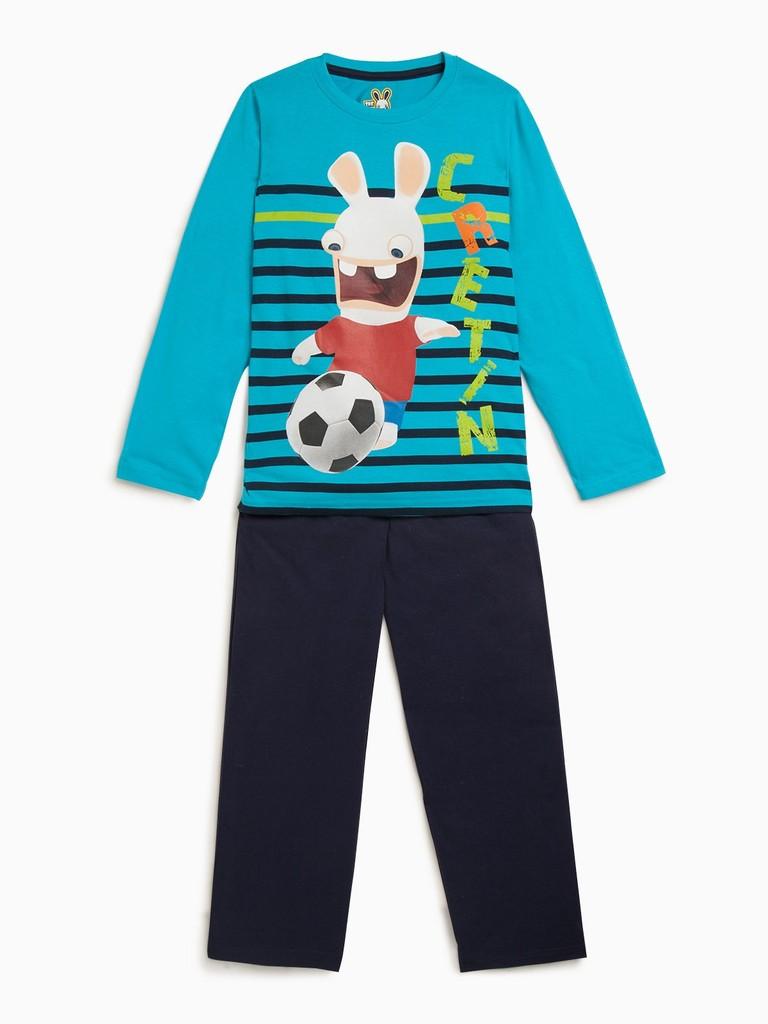 pyjama lapin crétin