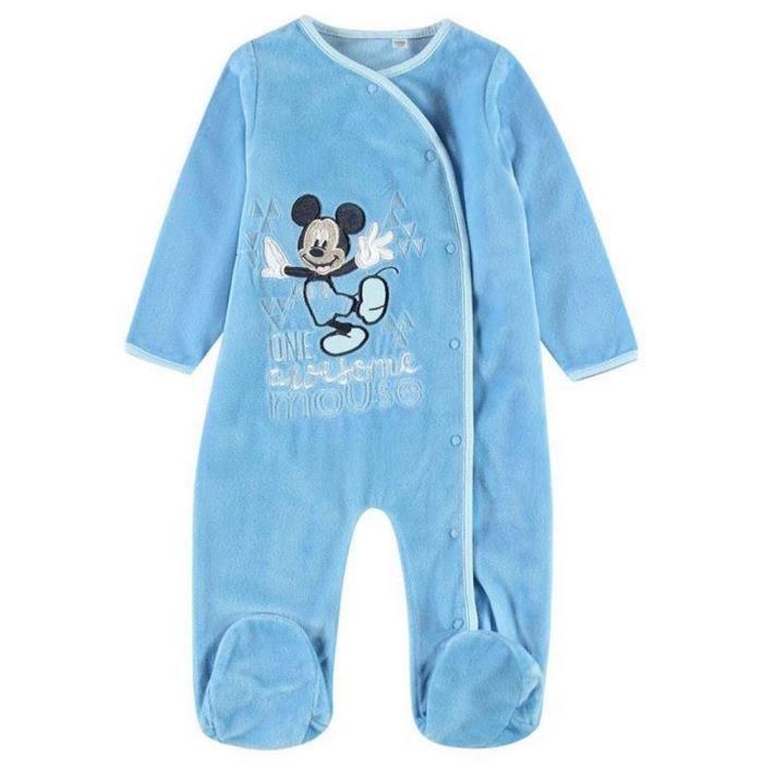 pyjama naissance mickey