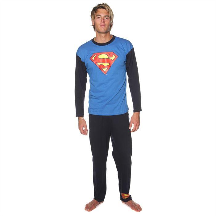 pyjama superman homme