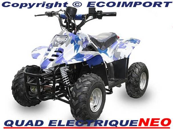 quad électrique pas cher