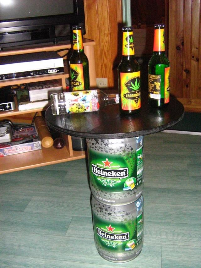 que faire avec des fut de biere