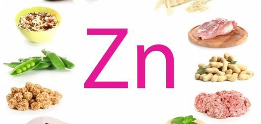 quel aliment contient du zinc