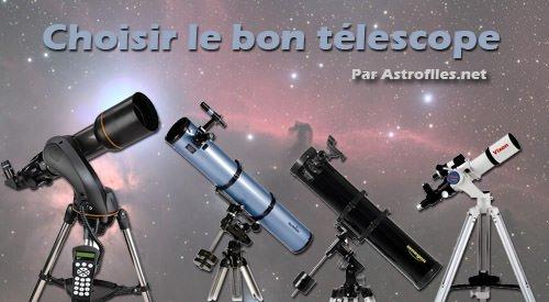 quel telescope acheter