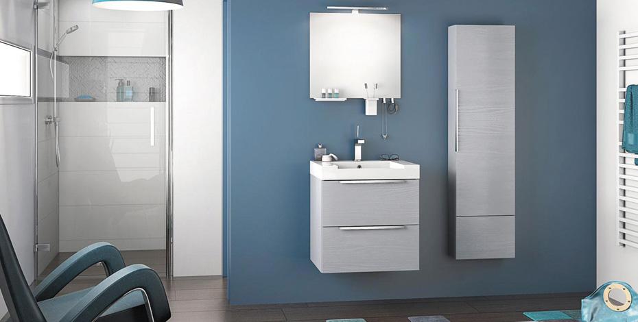 quelle couleur pour une salle de bain lumineuse