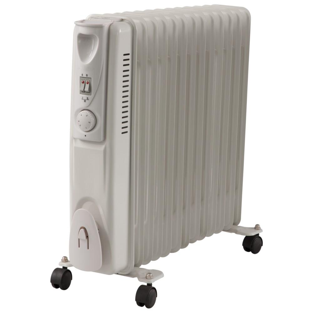 radiateur à bain d\'huile