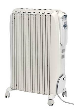 radiateur bain d huile 2500w consommation