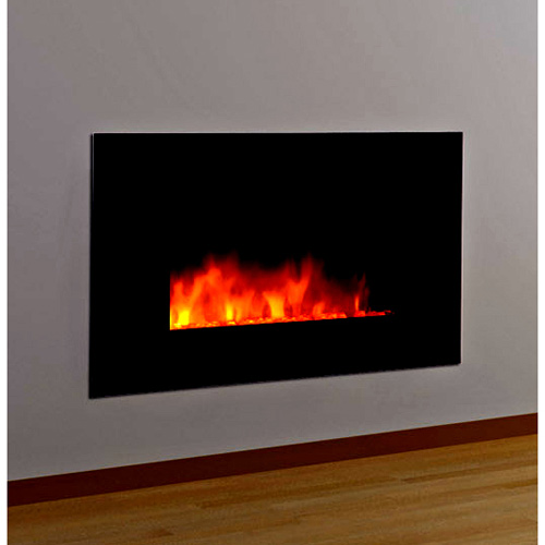 radiateur flamme electrique