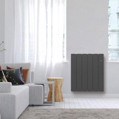 radiateur gris anthracite