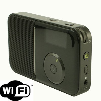radio portable wifi