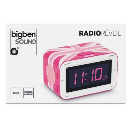 radio reveil fille