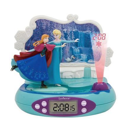 radio reveil la reine des neiges