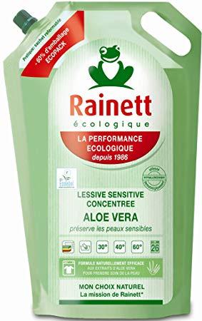 rainett lessive aloe vera