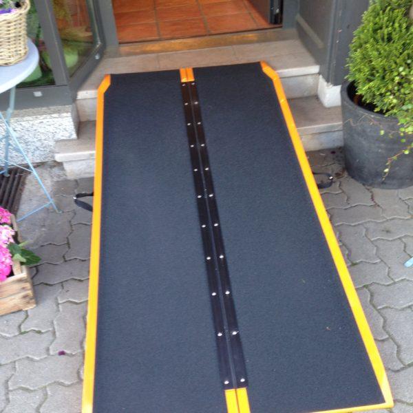 rampe amovible pliable