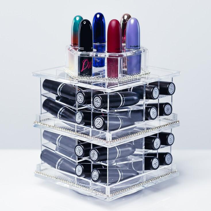 rangement acrylique