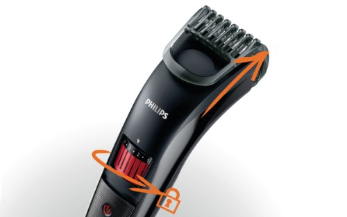 rasoir philips barbe 3 jours