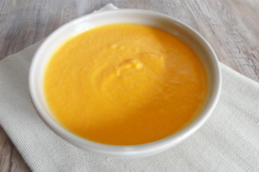 recette de soupe au thermomix