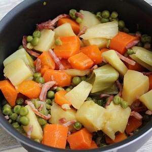 recette légumes cookeo