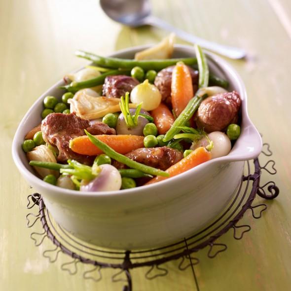 recette petit legume
