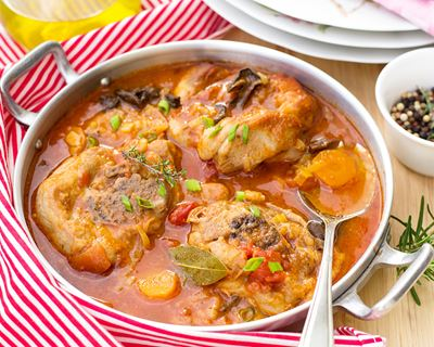 recette traditionnelle cookeo