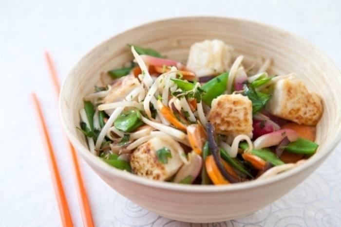 recettes au wok facile
