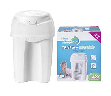 recharge poubelle tommee tippee